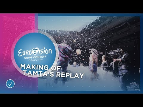 MAKING OF: Tamta's Music Video for Replay - Cyprus 🇨🇾 - Eurovision 2019