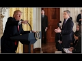 Trump spars with CNN reporter