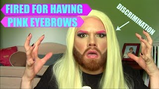 FIRED FOR PINK EYEBROWS: CARNIVAL CRUISE LINE DISCRIMINATION