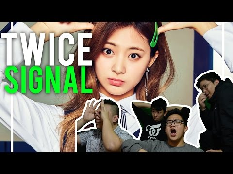 "Thumbnail: Receiving TWICE's ""SIGNAL"" (MV Reaction)"