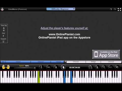 Beautiful Life Piano (by Union J) - Tutorial, Sheets & Chords