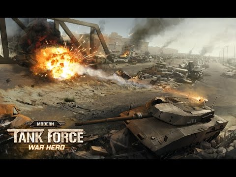Modern Tank Force: War Hero 1