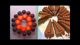 How To Make CHOCOLATE CAKE Video 2018! Best Amazing Chocolate Cake Decorating Ideas Compilation 2018