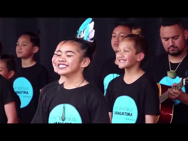 Kawakawa Primary School - Tuakana | Te Ahuareka o Ngatihine 2019