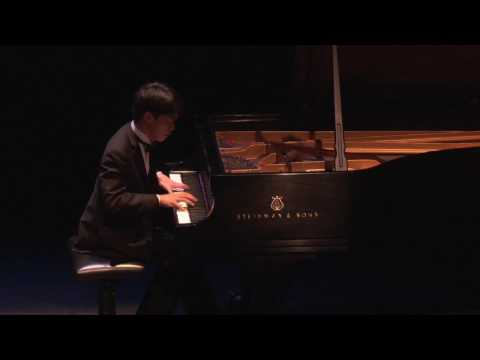 Andrew Li - Round II - 2017 Hilton Head International Piano Competition