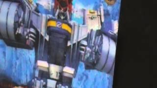 スーパー戦隊シリーズ ボウケンジャー ホログラム ダイボイジャー ボウケンジャーのメンバー、ビーグル、武器、名場面などがカッコイイカードに! 高橋光臣 梅ちゃん先生 ...