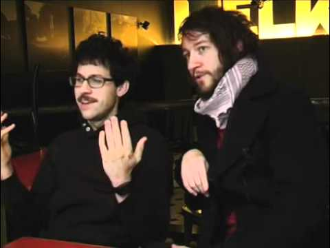 We Are Scientists interview - Chris Cain and Michael Tapper (part 3)