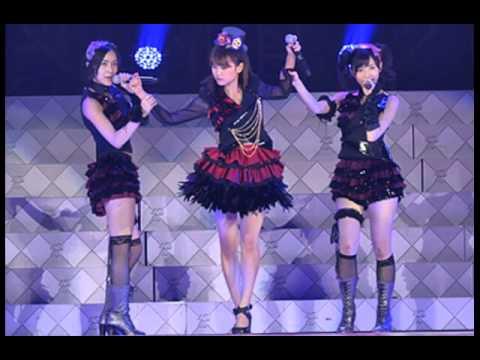 AKB48 Kuroi Tenshi Instrumental