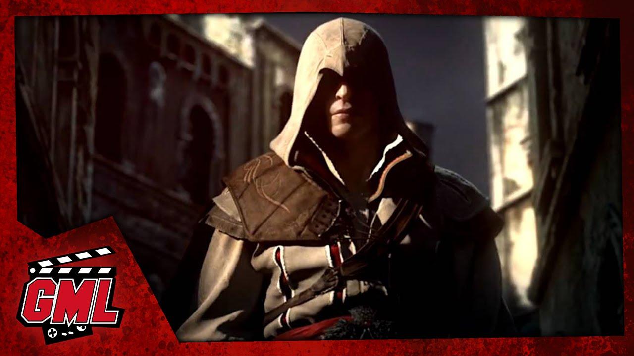 Assassin S Creed 2 Trailer Francais 1080p Youtube