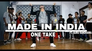 MADE IN INDIA : Guru Randhawa | Dance Choreography | Bhushan Kumar | Directorgifty | Elnaaz Norouzi