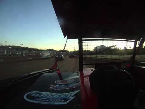 slow laps and hot laps @ Big Diamond raceway