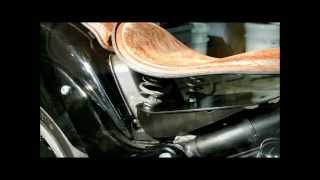 How To Install 2000 And Up Mother Road Customs Harley Softail Spring Solo Seat Mounting Kit