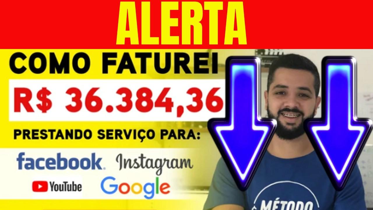 ALERTA GANHE DINHEIRO PRESTANDO SERVIÇOS