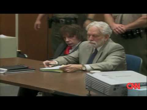 Phil Spector gets 19 years to life for murder of actress ...