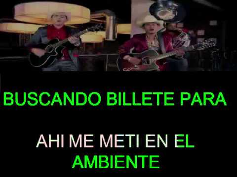 El karma ariel camacho karaoke youtube
