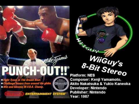 Mike Tyson's Punch Out (NES) Soundtrack - 8BitStereo