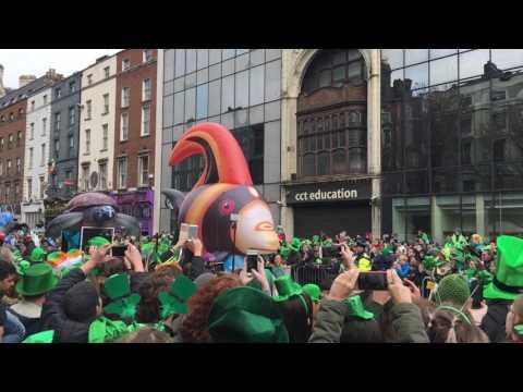 Saint Patrick's Day Parade - Dublin 2017