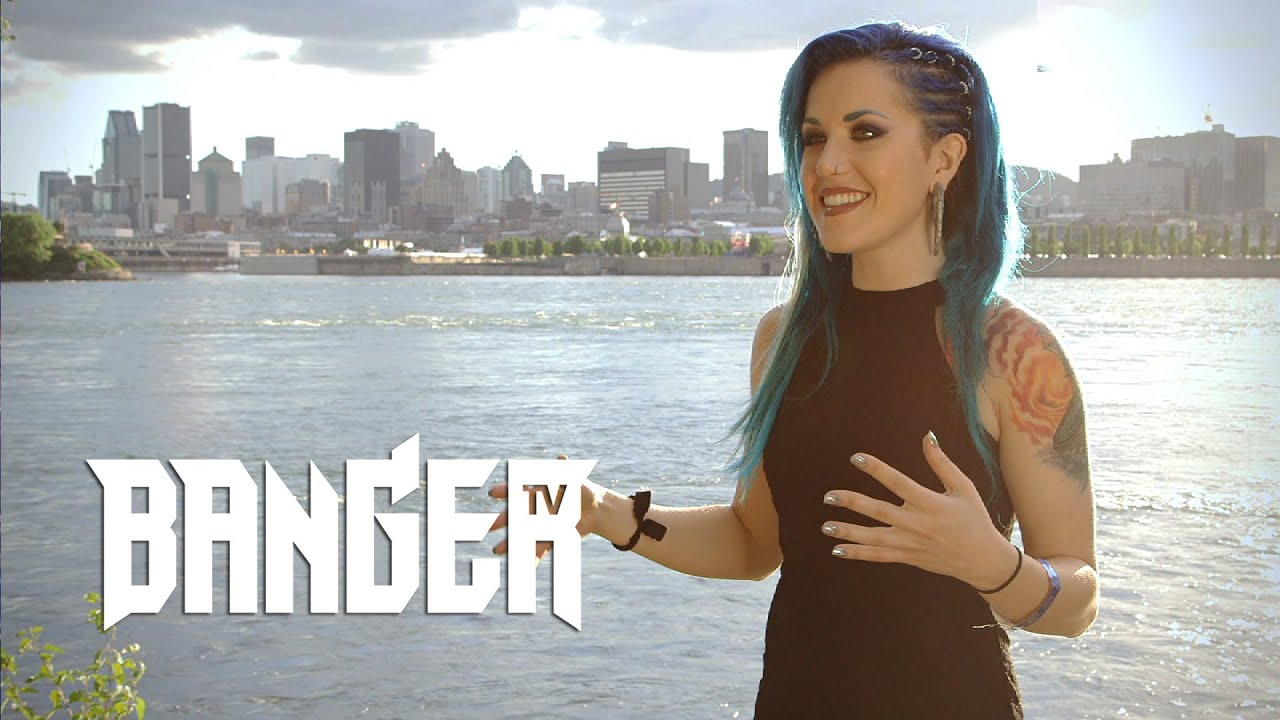 ARCH ENEMY singer Alissa White-Gluz on moshing | Raw & Uncut episode thumbnail