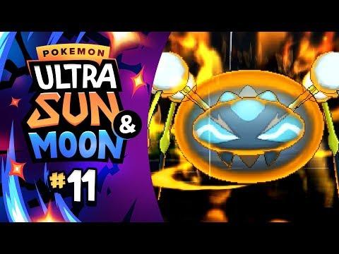 I DID NOT EXPECT THIS! - Pokémon Ultra Sun & Ultra Moon Walkthrough w/ Supra! Episode #11
