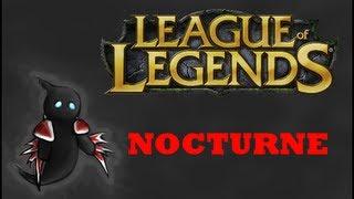 League of Legends - Nocturne - Eternel Cauchemar