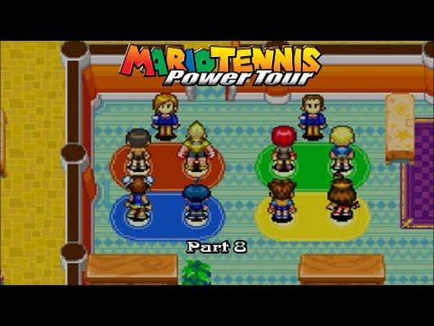 Mario Tennis Power Tour - Part 8: Island Open