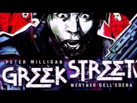GREEK STREET Comic Book/Graphic Novel Review