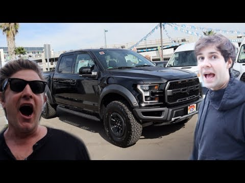 SURPRISING BEST FRIENDS WITH NEW CAR!!
