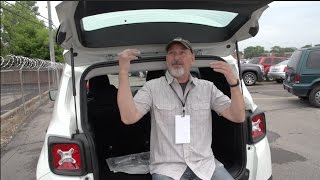 Old-School Tall-Guy Takes on Jeep Renegade