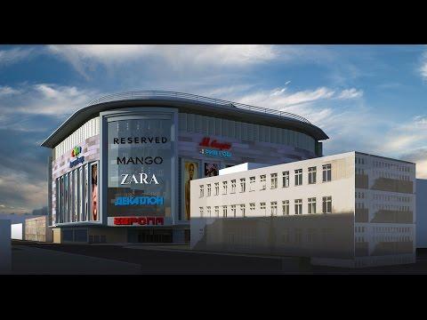 Парк аттракционов, кинотеатр IMAX и многое другое в новом шопинг-центре