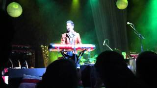 Miss Me (live)- Andy Grammer