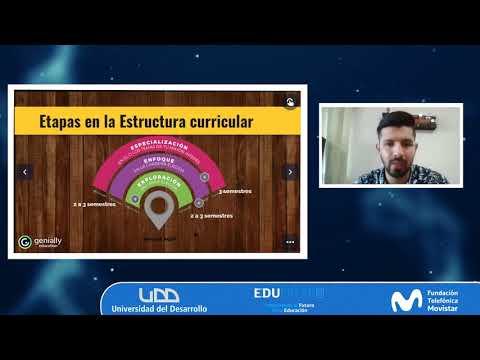 Charla Trayectoria de Aprendizaje Personalizado - Eliud Quintero