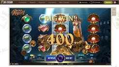 Online slots in Bob casino, Secrets of Atlantis