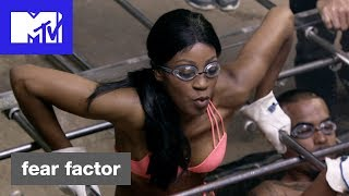 'Scared of Drowning' Official Sneak Peek | Fear Factor Hosted by Ludacris | MTV