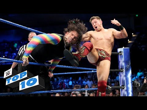 Top 10 SmackDown LIVE moments: WWE Top 10, May 8, 2018