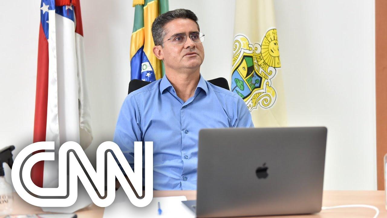 MP pede prisão do prefeito de Manaus, acusado de desviar vacinas contra Covid-19 | CNN PRIME TIME - YouTube