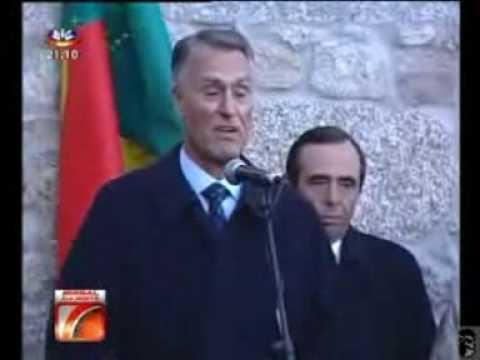 Cavaco Silva sofre de 'Alzheimer'