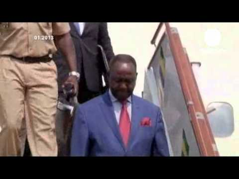 Central African Republic capital falls to rebels
