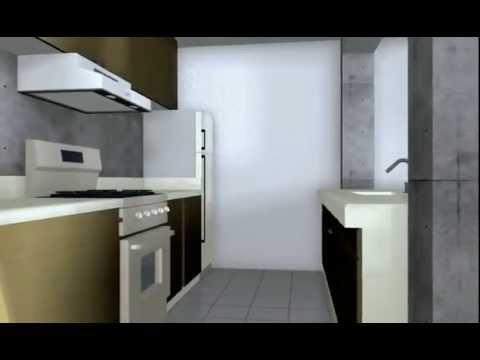 Dise o de casa habitacion en archicad 16 rianslarquitectos for Diseno de casa habitacion