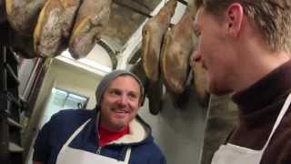I wonder - на кухне тосканской фермы