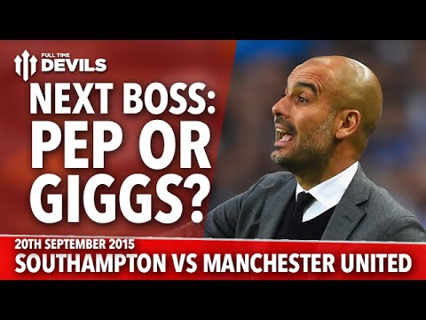 Pep Guardiola or Ryan Giggs? | Manchester United Manager Debate
