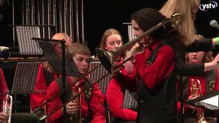 Elland Silver Youth Band - Clips from Unibrass 2018