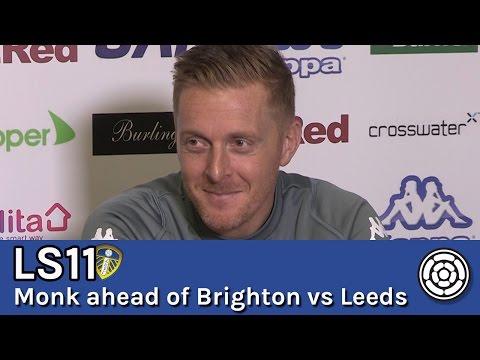 LS11 | Garry Monk ahead of facing Brighton