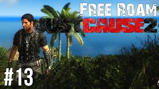 Just Cause 2 Free Roam Gameplay #13 - I Can