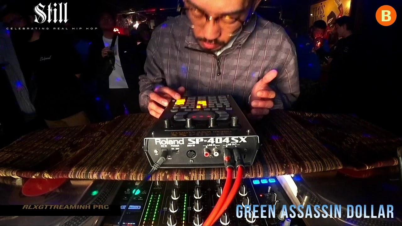 OCB MUSIC LIBRARY #2 | GREEN ASSASSIN DOLLAR - YouTube