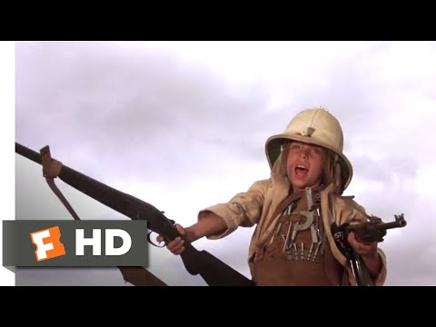 Mad Max Beyond Thunderdome (1985) - An Air Escape Scene (8/9) | Movieclips