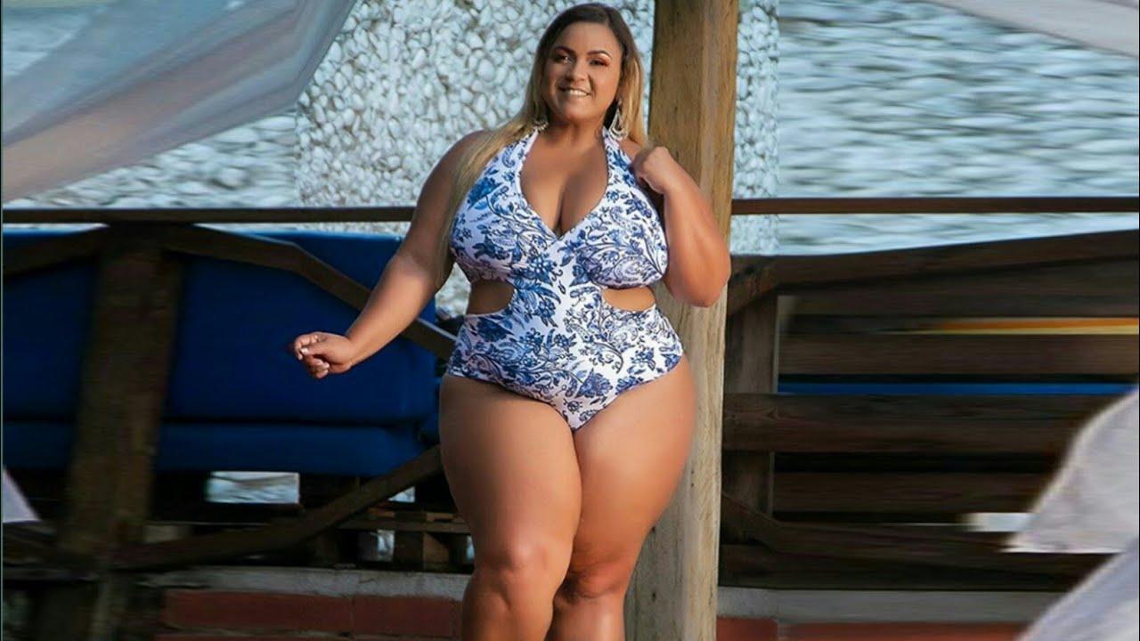 2118d53890e Swimsuit Fashion Haul 🔥Plus Size Shapewear Bodysuit 🔥Stylish Beach Fashion  Option - YouTube