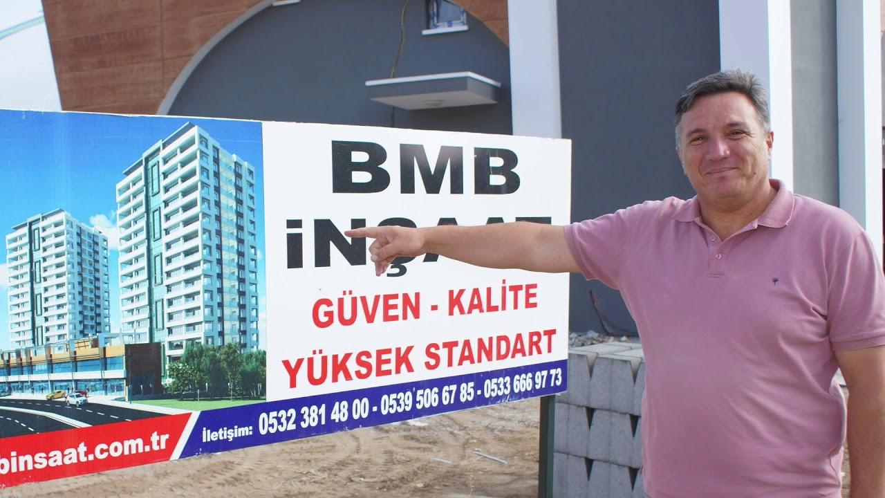 c25355ba25435 BMB İnşaat'ın Yeni Projelerinde Satışlar Başladı - SANAL BASIN