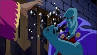 Martian Manhunter Saves Justice League