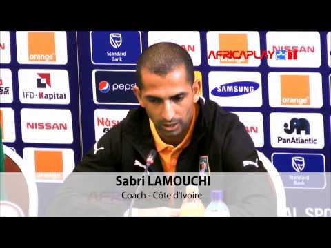 """CAN 2013 - Sabri Lamouchi : """"Le Nigeria peut nous poser des problèmes"""""""