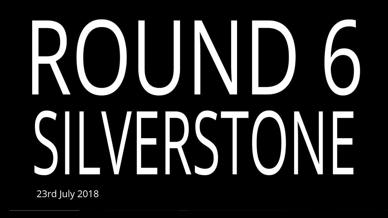 MINI CHALLENGE Cooper S 2018 - ROUND 6 SILVERTSONE - P7 to P1!!!